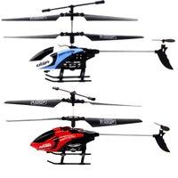 מסוק RC 3.5CH 2.4 GHz Drone מעופף חיצוני מצב מטוסי 2 מסוק RTF RC צעצוע בשלט רחוק לילדים יום הולדת מתנה
