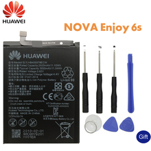 Huawei Original Phone Battery HB405979ECW For Nova Enjoy 6S Honor 6C Y5 2017 P9 Lite Mini Replacement 2920mAh