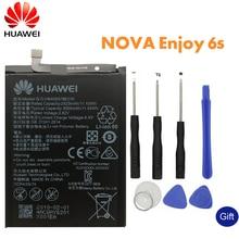Huawei Original Phone Battery HB405979ECW For Huawei Nova Enjoy 6S Honor 6C Y5 2017 P9 Lite Mini Replacement Battery 2920mAh аккумулятор для телефона craftmann hb405979ecw для huawei nova enjoy 6s honor 6c
