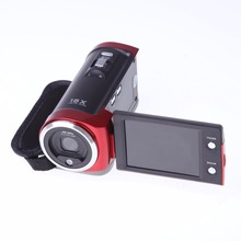 2.7 «TFT LCD 16MP CMOS Сенсор Цифровой Камеры HD 720 P Цифрового Видео камера 16x Цифровой mini DV Видеокамеры DV DVR С Вилкой L3EF