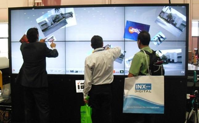 2x3 LCD 46inch 5.3mm Ultra Narrow Bezel LCD Video Wall Video Surveillance CCTV Monitor Display