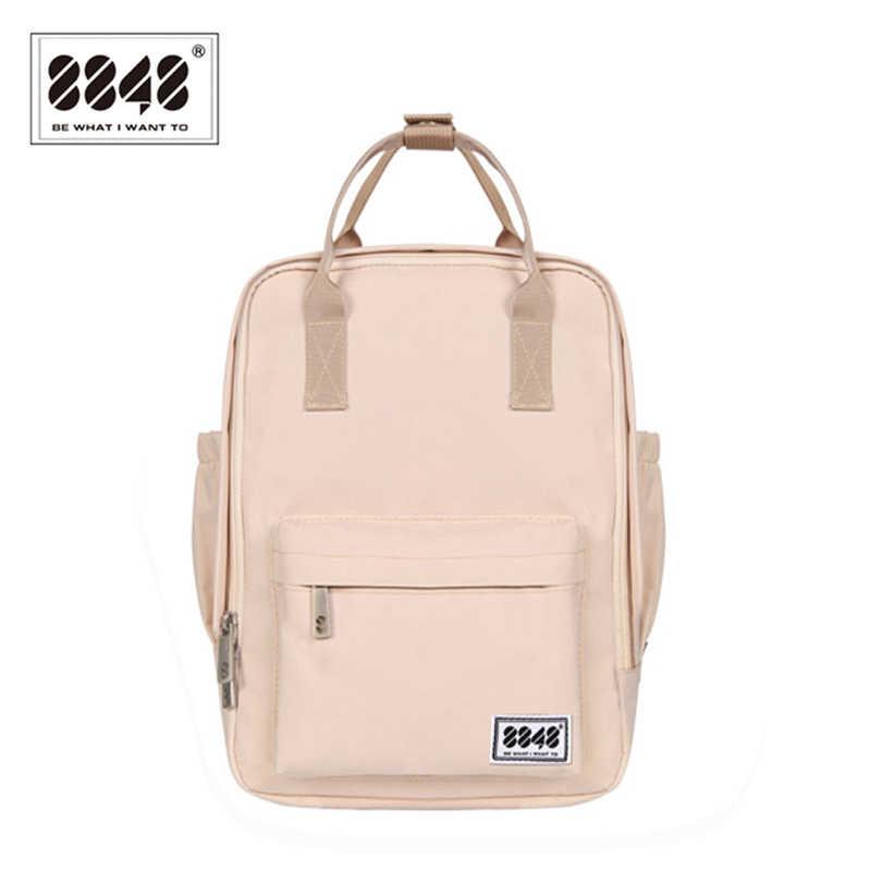 a7d0a362a0fe Женские парусиновые рюкзаки ярких цветов непромокаемые школьные сумки для  подростков девочек ноутбук рюкзак, сумка через