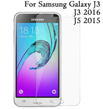 """Tempered Glass screen protector Film 9H 2.5D 0.26m for Samsung Galaxy J5 2015 j5000 j500f/y/h/l 5.0"""" Glass"""