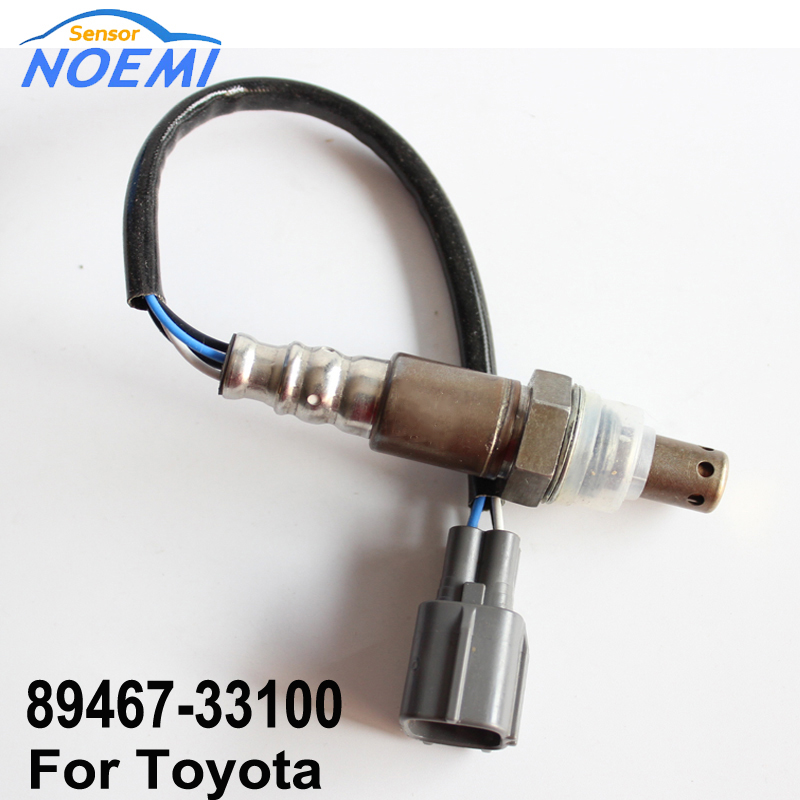 Бесплатная доставка! Оригинал кислорода Сенсор для 04-06 Toyota Camry Lexus OEM 89467-33100 8946733100 lambda Сенсор