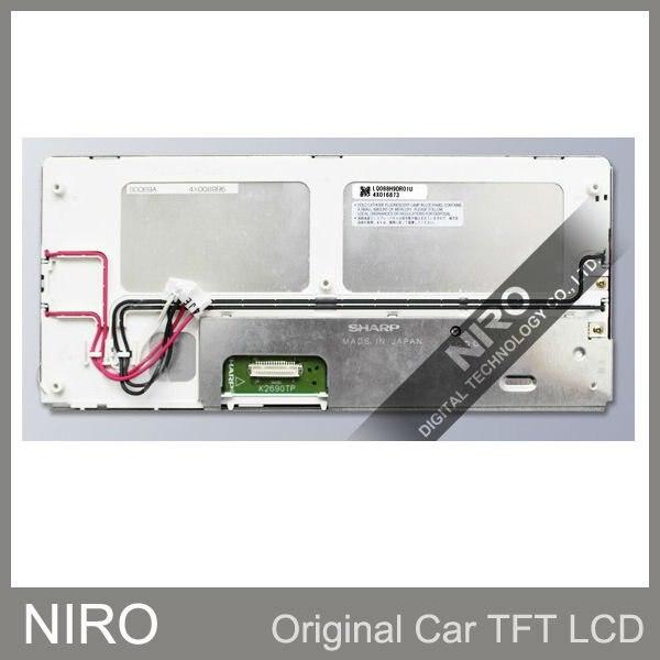 Автомобиль TFT ЖК-мониторы Дисплей Панель lq088h9dr01u для b m w 7 серии