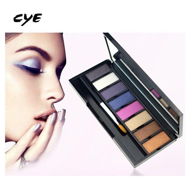 2016 New Arrival 8 Rich Color Earth Eye Shadow Cosmetic Eyeshadow Palette Maquiagem Profissional Palette Women Makeup Eye Shadow