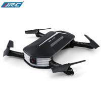 JJRC Mini Foldable Selfie Drone Quadcopter H37 WIFI Elfie Pocket Portable Photography Video Helicopter With HD