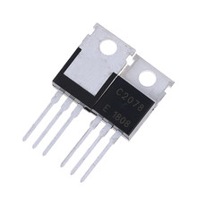 5 pièces/lot RF/VHF/UHF Transistor TO-220 2SC2078 C2078 Instrument pièces accessoires(China)