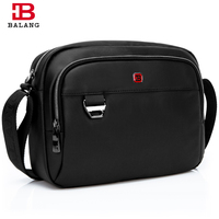 BALANG Lightweight Outside Large Capacity Clossbody Bag Functional Multilayer Bag Fashion Travel Men S Business Shoulder