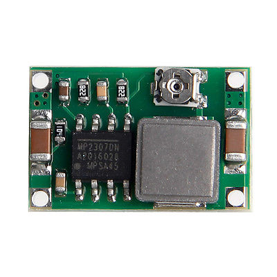 Mini 360 DC/DC Buck Converter Step Down Power Supply Module 4.75V-23V To 1V-17V 10pcs lot mp2307dn lf z mp2307dn mp2307 3a 23v 340khz synchronous rectified step down converter
