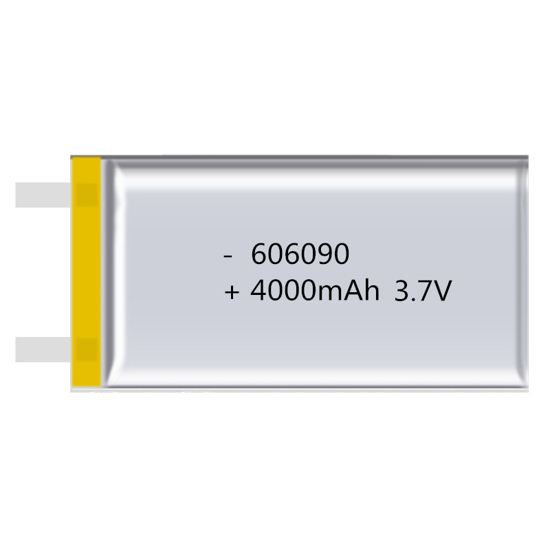 5pc <font><b>3.7V</b></font> <font><b>4000mAh</b></font> 606090 Polymer Lithium <font><b>LiPo</b></font> Rechargeable <font><b>Battery</b></font> For GPS PSP DVD PAD e-book tablet pc Laptop power bank image