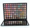 88 moda paleta de sombra cosméticos Mineral Make Up maquiagem sombra Palette sombra para mulheres 4 cor