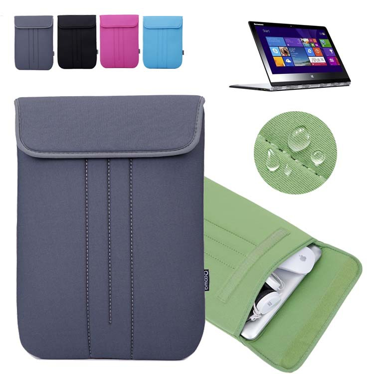 sports shoes b445c 531f0 US $15.06 |For Lenovo Yoga 2 13 / Yoga 3 PRO / Yoga 3 14'' 13.3'' Computer  Case Laptop Bag Vertical Sleeve Neoprene Protective Skin Cover-in Laptop ...