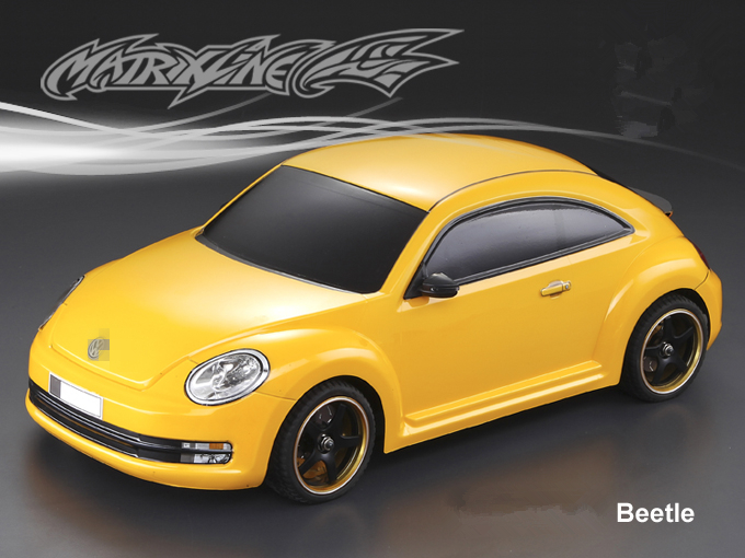 1set VW BEETLE PC drift RC PC body shell 195mm width Transparent clean no painted drift body hsp hpi trax Tamiya-in Parts & Accessories from Toys & Hobbies    1