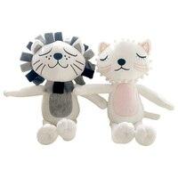 Игрушки для детская подушка детские игрушки для Штаны для девочек с рождественским изображением подарок