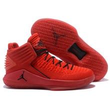 online retailer 585db 5e689 Jordan Air Retro 32 Velocità Degli Uomini di scarpe Da Basket Rosso Corsa  Crepa Voli Athletic Outdoor Sport Scarpe Da Ginnastica.