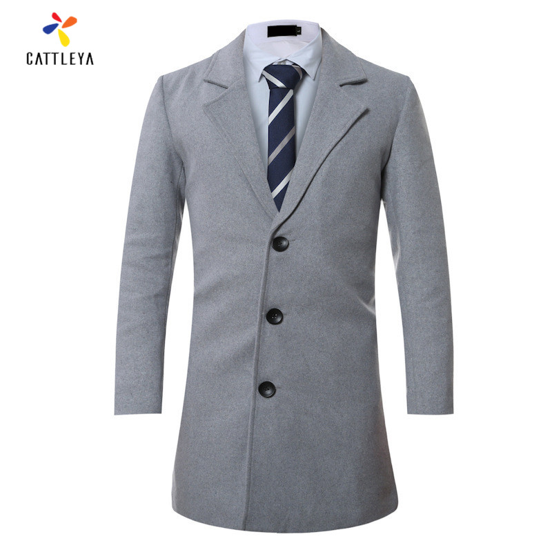 Mens Spring Pea Coat Promotion-Shop for Promotional Mens Spring ...