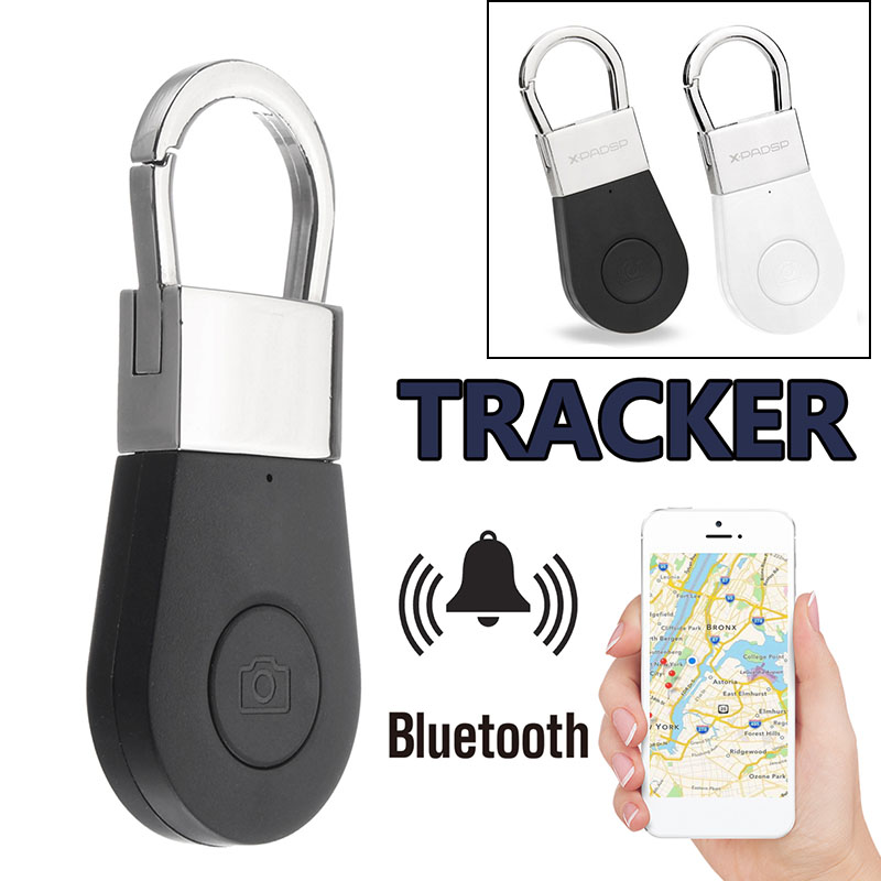 Nieuwste Key Finder Bluetooth 4.0 Anti-verloren Alarm Kind Huisdier Smart Mini Tracker Remote Keyfinder Locator Sleutelhanger Een- Klik Foto