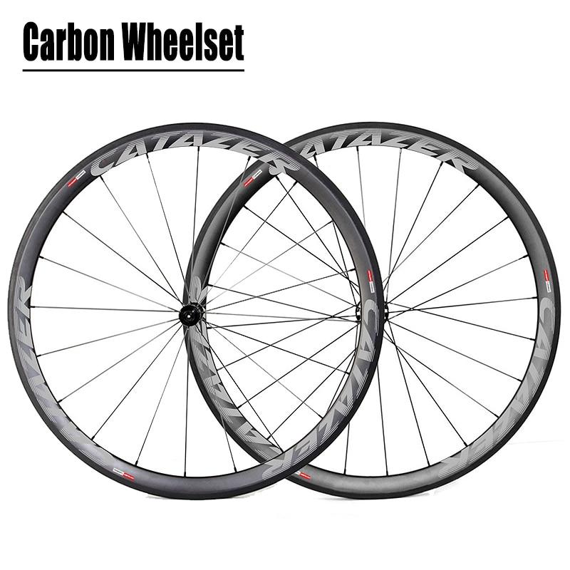 HTB1jjmAajzuK1RjSsppq6xz0XXai - CATAZER 700C Highway Bike Tremendous Gentle T800 Carbon Body Racing Highway Bicycle Carbon Wheelset 22 Pace Skilled Highway Bike