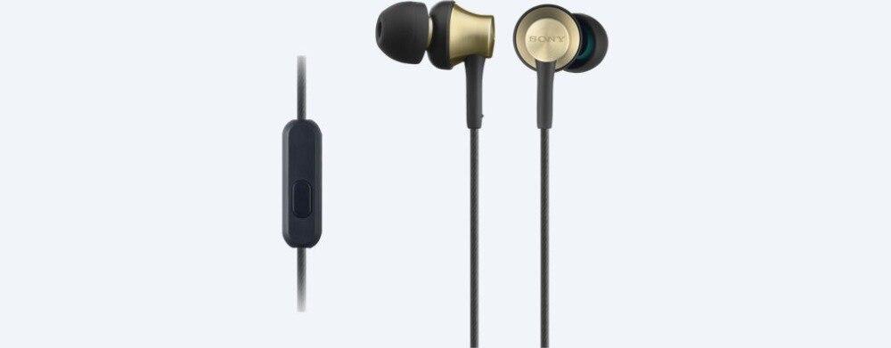 Sony MDR-EX650AP fone de ouvido in-ear tipo