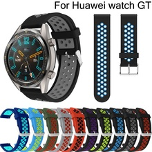 22mm silicone watchbands for huawei honor magic dream watch replacement bracelet Pebble Time Steel classic smart strap