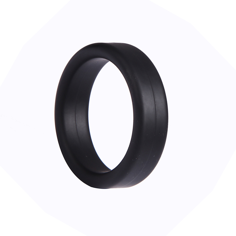 1 Pcs Silicone PenisRings Wheel Cockring Penis Sleeve Extender Adult Sex Products Delay Male Masturbation Fun Toys For Men