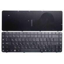 RU Черный Новый RU ДЛЯ HP CQ62 G62 CQ56 G56 Compaq 56 62 G56 G62 CQ56 CQ56-100 CQ62 Клавиатура Ноутбука русский