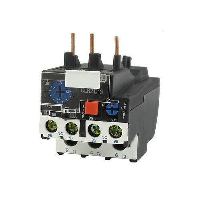 цена на LR2-D13 13A 9-13A 3 Phase 1NO 1NC Motor Protection Electric Thermal Overload Relay