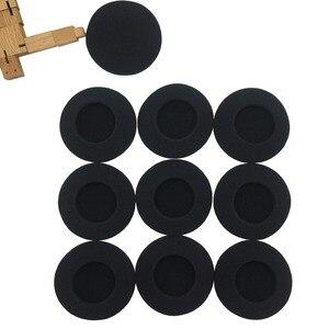 Image 2 - Imttstr Soft Foam Spons Oor Tip Cover Vervanging Oordopjes Covers Voor Sony DR BT101 Oortelefoon Mouw