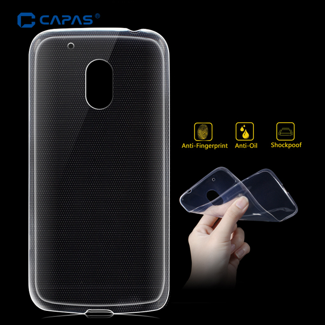 motorola g4 play. cover for motorola moto g4 play case original capas clear transparent flexible tpu silicone anti-
