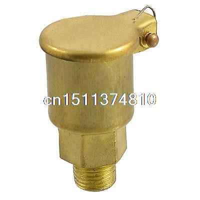 1/8 PT Male Thread Spring Cap Grease Oil Cup Replacement1/8 PT Male Thread Spring Cap Grease Oil Cup Replacement