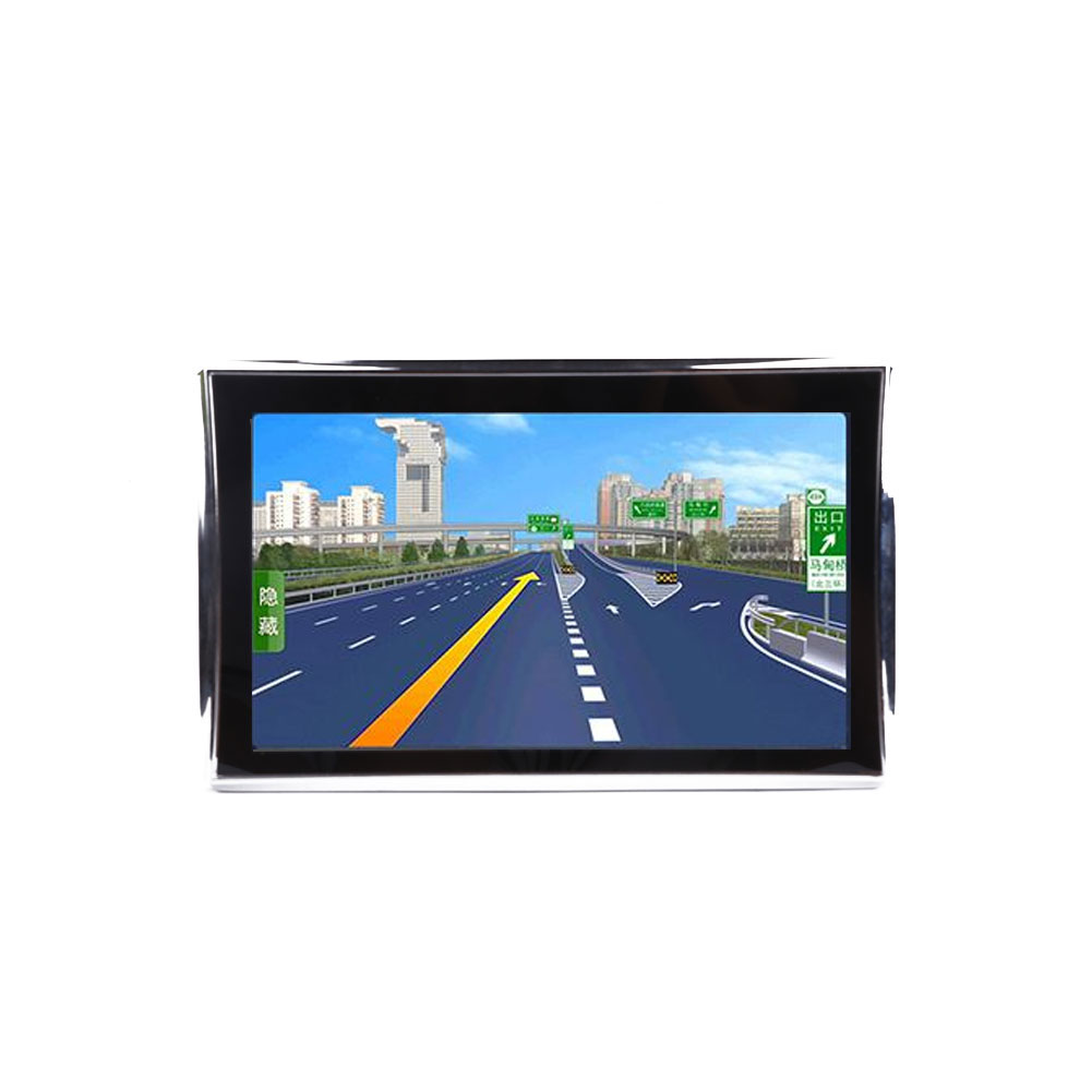 Vehemo Car 7 HD LCD Touch Screen Free EU Map Navigator NAV FM MP3 Video Play Portable