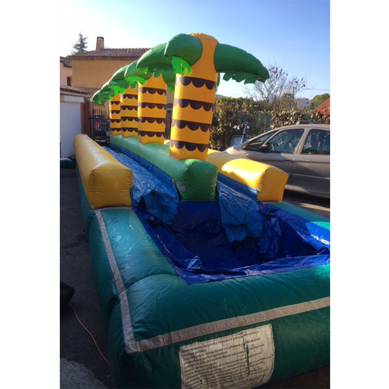 Inflatable Water Slides For Sale: Long Inflatable Water Slide Inflatable Slide Slide With