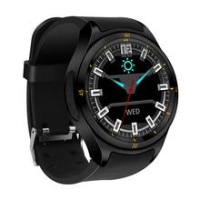 Купить с кэшбэком Luxury 3G Smart watch Men Watches 1GB+16GB Large Memory WiFi GPS Smartwatch Support SIM ip67 Waterproof Nano 3.0 MP Camera iOS