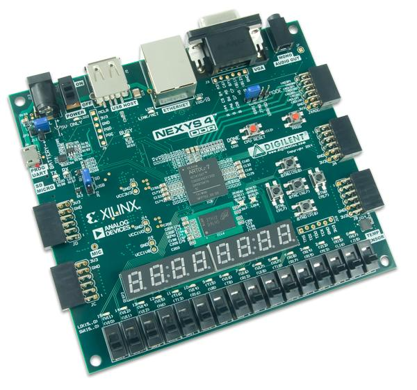 Für Spot 410-292 Entwicklung Bord Nexys4 DDR Artix-7 FPGA SC7A100T-1CSG324C-