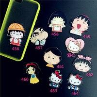 Min Order $5(Mix Order) New Cartoon Cute Acrylic costumes BadgeStyle Lovely Fashion Cartoon character Boy Girls Badge XZ171