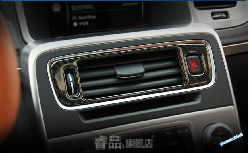 volvo s60 2014 interior. interior 1 pcs for volvo s60 v60 2014 2015 2016 middle air condition outlet vent cover trim from reliable conditioning covers suppliers on auto