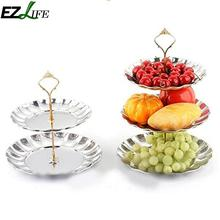 3 Tier Cake Plate Stand Durable Practical Cupcake Fitting Hardware Tool for Wedding Party LPT1785(  sc 1 st  AliExpress.com & Buy 3 tier cake stand and get free shipping on AliExpress.com