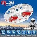 Envío libre 2.4G Cheerson CX-31 rc drone quadcopter helicóptero Remoto control de juguete VS mjx SYMA X5C x600 CX10W jjrc h20 cx-10w