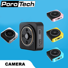 H5 1PCS 720P Mini Camera Wifi P2P IP Camera Video Recorder APP remote & IP connection Built-in noise reduction microphone