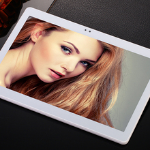 """Newest original Google Play  10.1 inch Tablet PC Octa10 Core 4G LTE 4GB RAM 64GB ROM Dual SIM Android 7.0 GPS 10 """" tablets"""