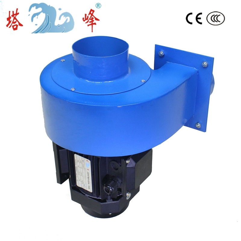 1/2HP 600CFM 220v industrial duct hot air extract dust