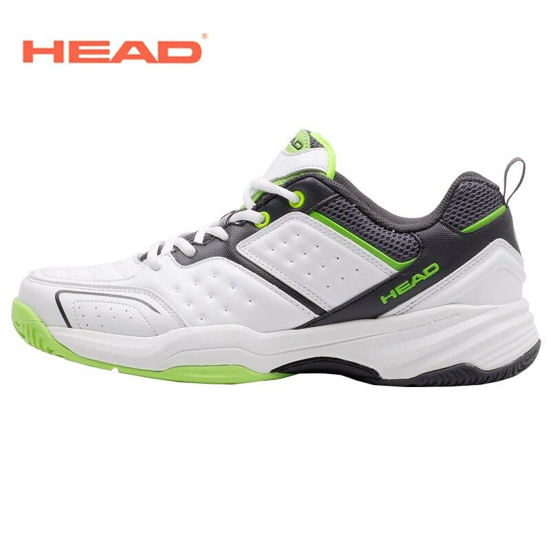 Голова Для мужчин теннисные туфли на шнуровке из искусственной кожи кроссовки дышащая уличная спортивная обувь для тенниса оригинальные ...