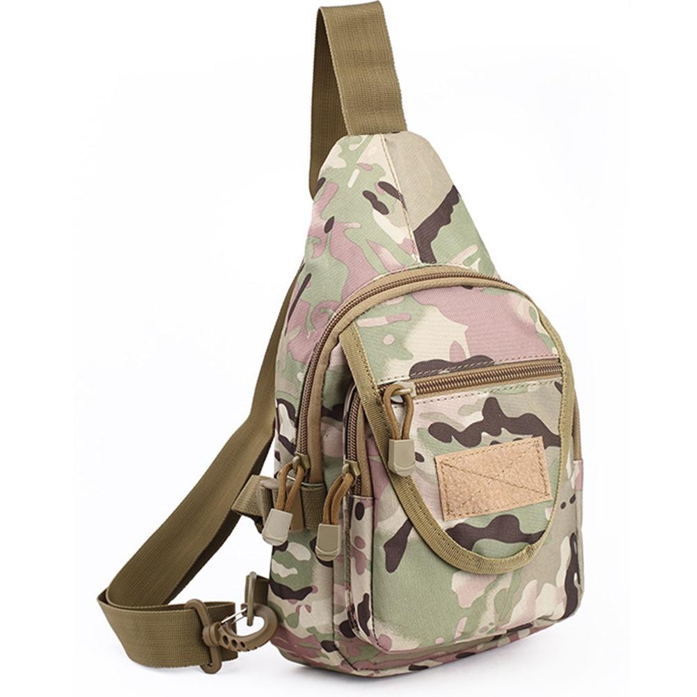 Sport Eine Schulter Wandern Taktische Camouflage Nylon Camping Jagd Militär