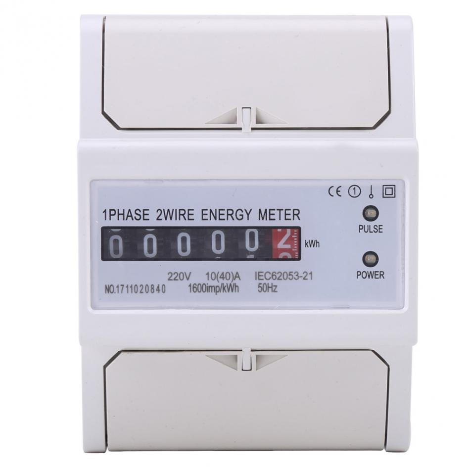 hight resolution of 1 x energy meter