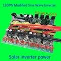 Car Inverter 12V/24 To 220V/110V High Power 1200W Solar Power Inverter Power Supply