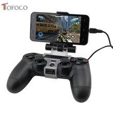 For PS4 Accessories Clip Clamp Stand Bracket for PlayStation 4/Slim/Pro Dualshock 4 Controller Holder Joystick Mount