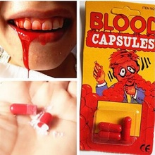Get more info on the 3pcs/Lot Fake Blood Pill Capsules Toy Halloween Frank Props April Fools Day Joke Horror Prank Toys