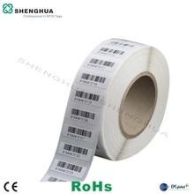 10 шт./упак. 3914 печати дешевые RFID метка UHF бирка антенна Стикеры с H3 маленький размер