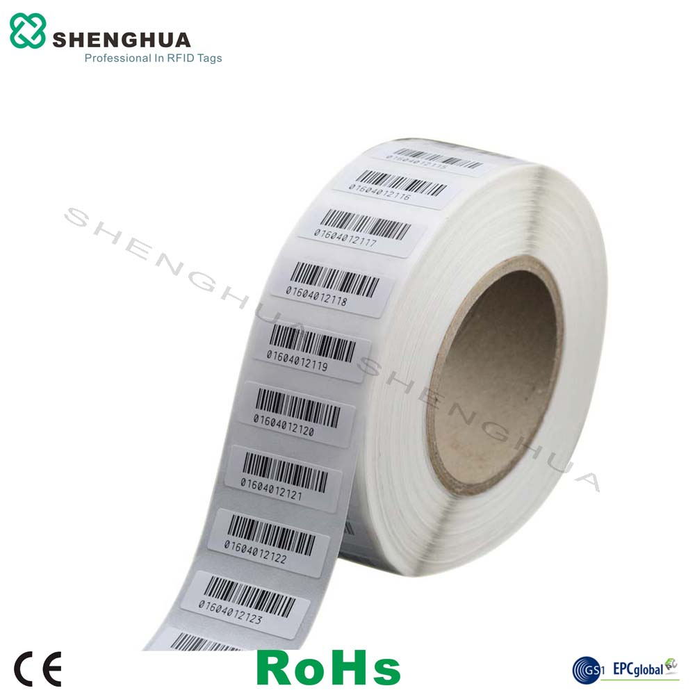 10pcs/pack 3914 Printable Cheap RFID LABEL UHF TAG Antenna Sticker With H3 Small Size